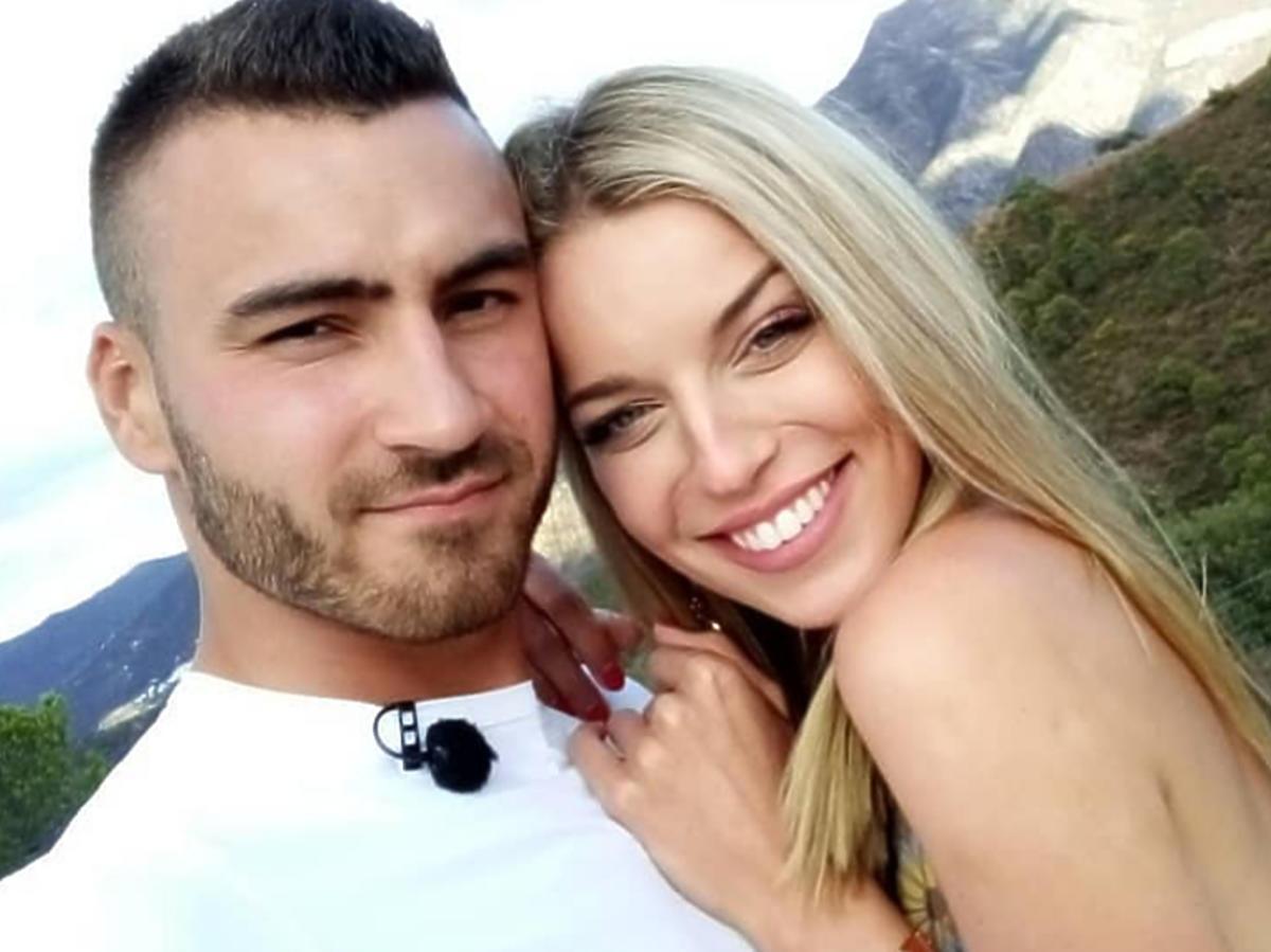 """Oliwia i Maciek w programie """"Love Island"""""""