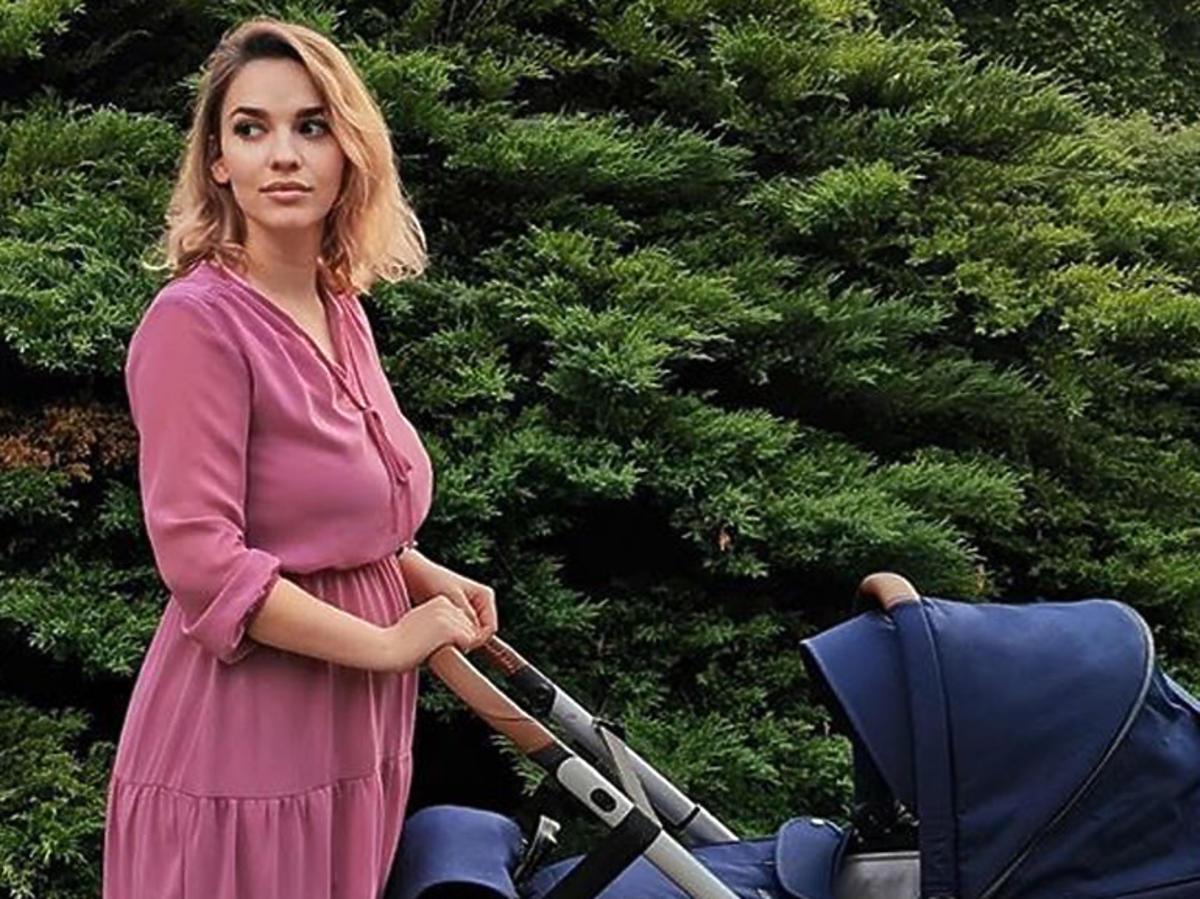 """Oliwia ze """"Ślubu od pierwszego wejrzenia"""" pokazała wózek syna"""