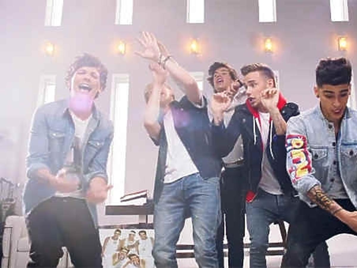 One Dirction Best Song Ever