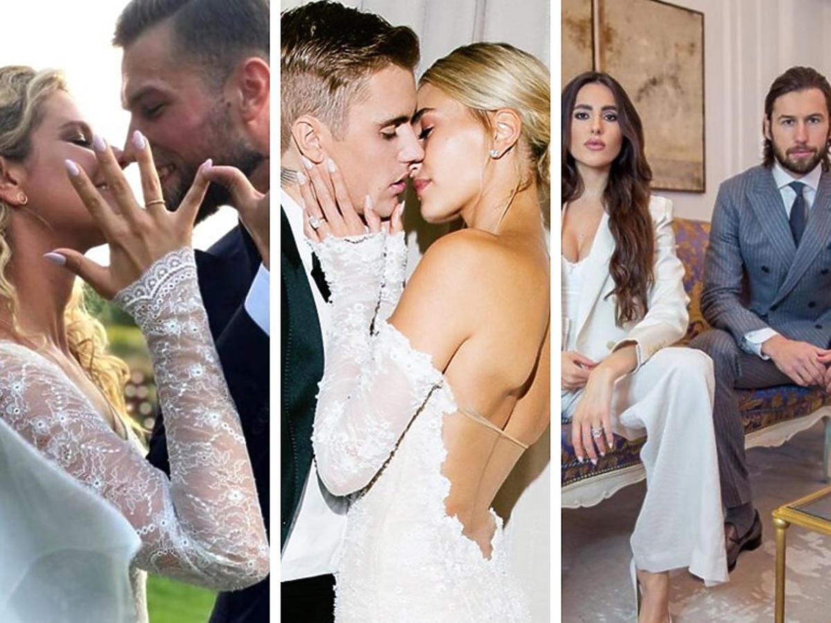Oni wzięli ślub w 2019 roku