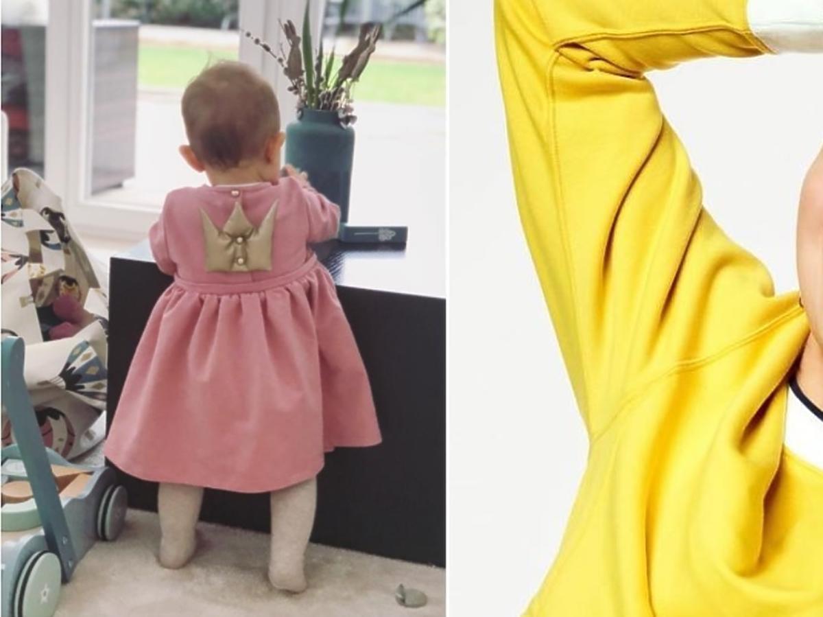 Ooo! To najsłodsza sukieneczka Klary Lewandowskiej! Wiemy, gdzie i za ile ją kupić!