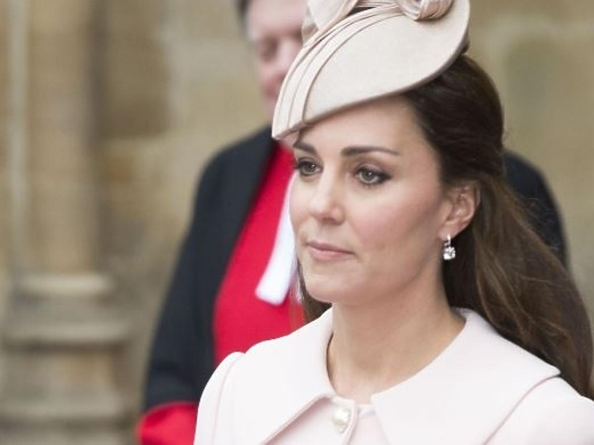 Opóźniony poród księżnej Kate