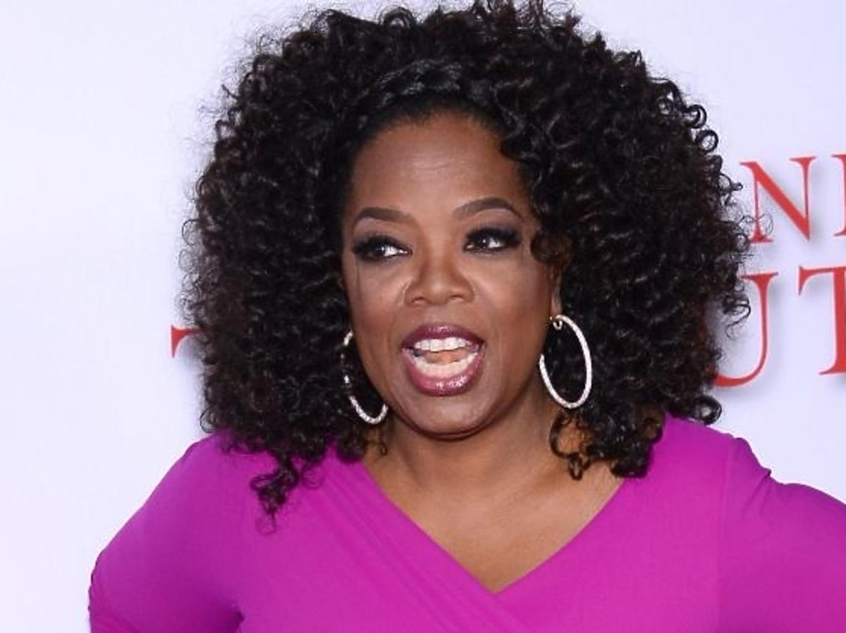 Oprah Winfrey pozdrawia polskich fanów