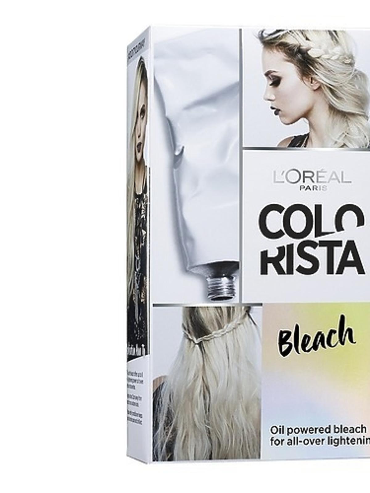 'Oréal Paris, Colorista, rozjaśniacz, bleach, 27,99 zł