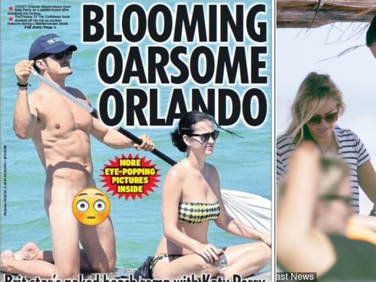 Orlando Bloom, wakacje gwiazd