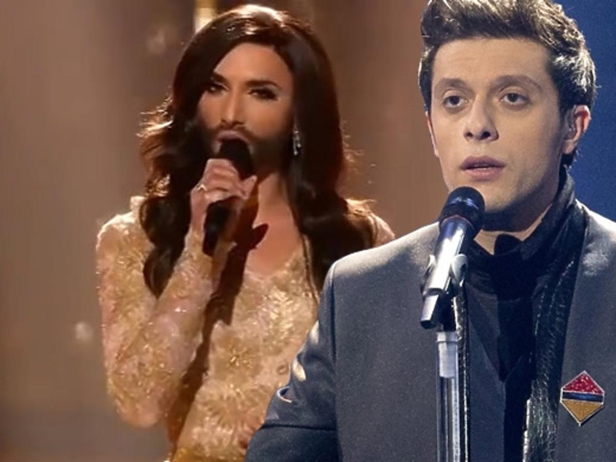 Ormiański wokalista krytykuje Conchitę Wurst
