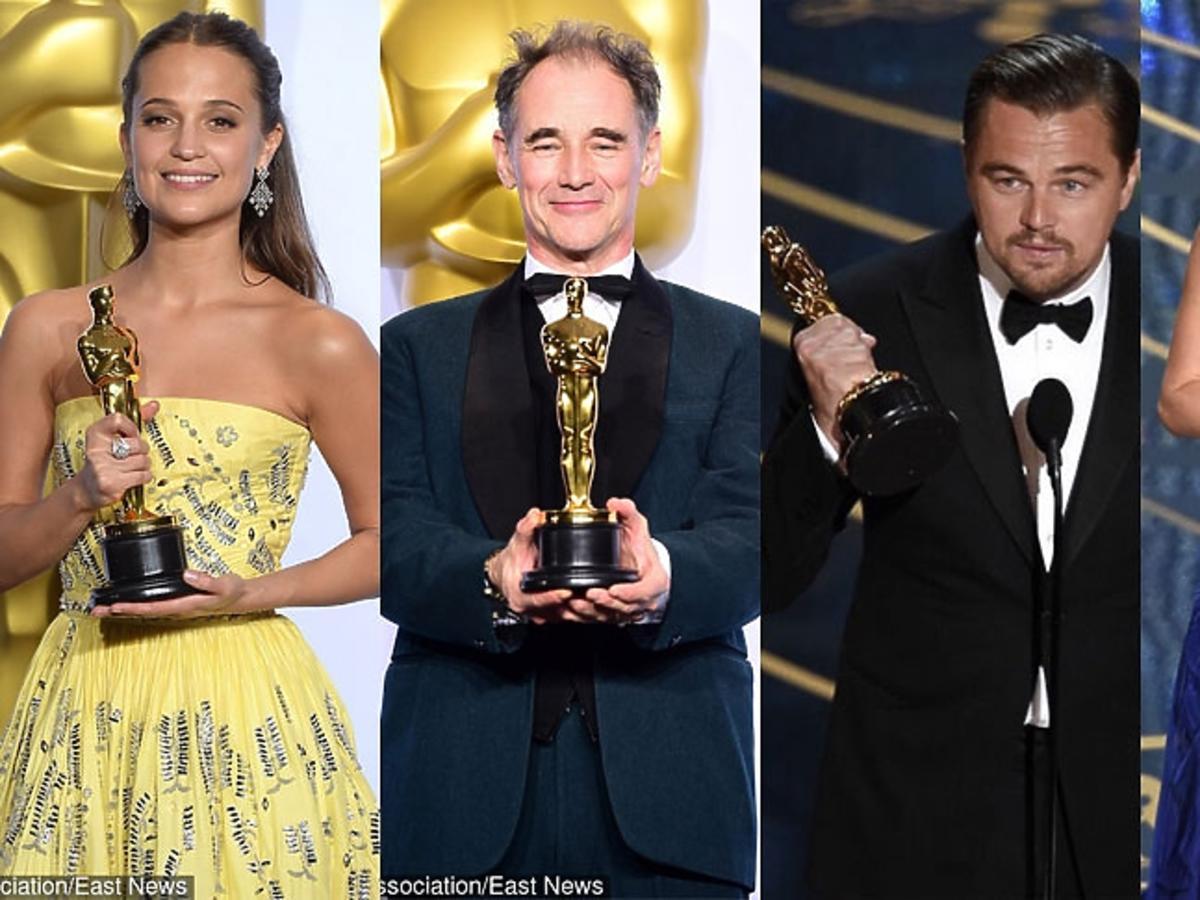Oscary 2016 zwycięzcy
