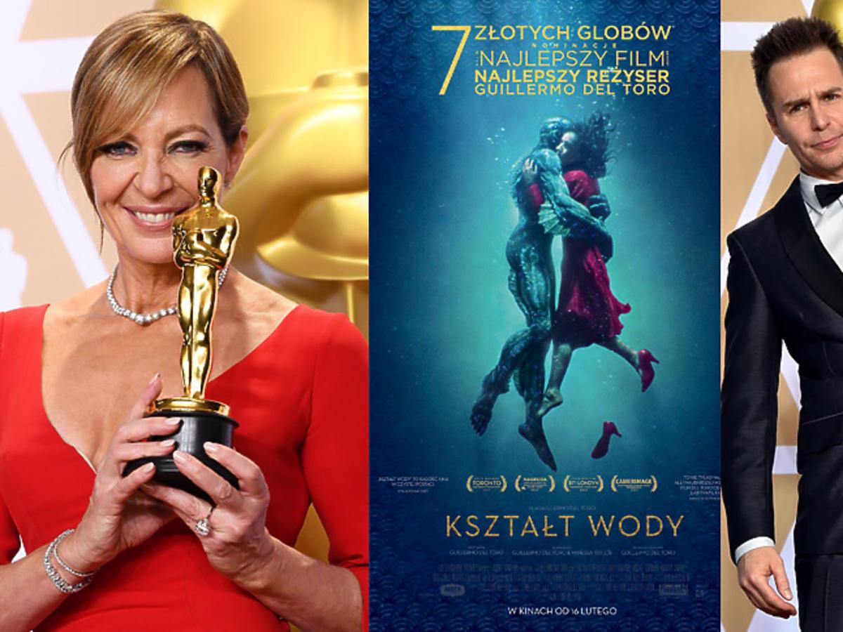 Oscary 2018 - laureaci, Kształt wody