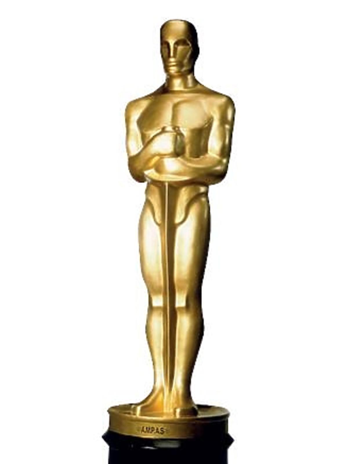 Oscary, statuetka Oscara