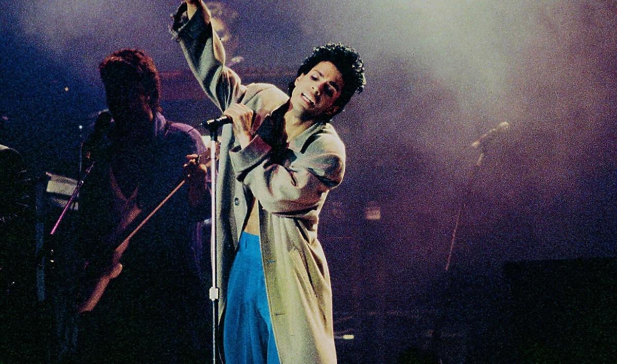 Ostatni koncert Prince'a