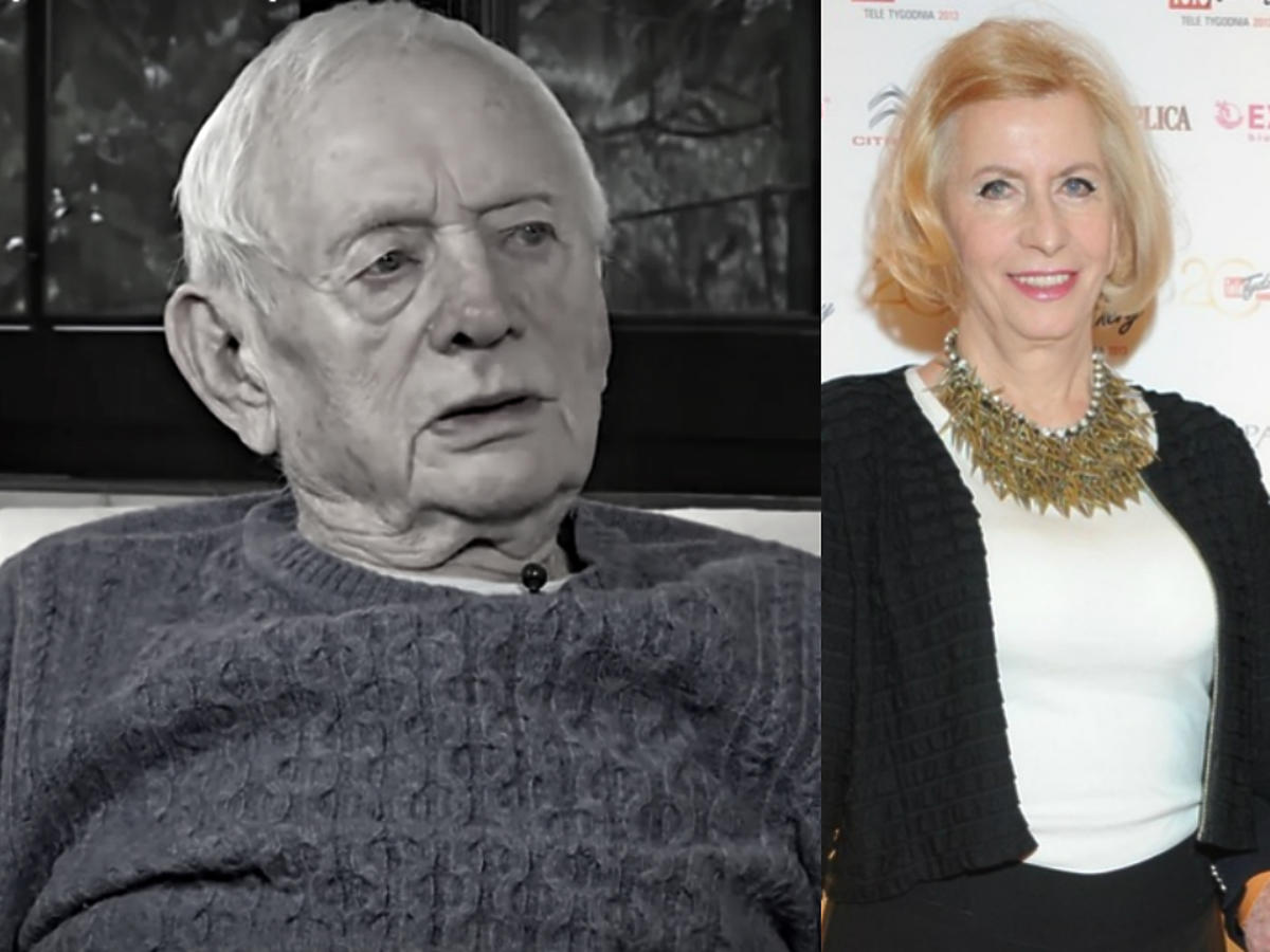 Ostatni wywiad z Witoldem Pyrkoszem o żonie Krystynie