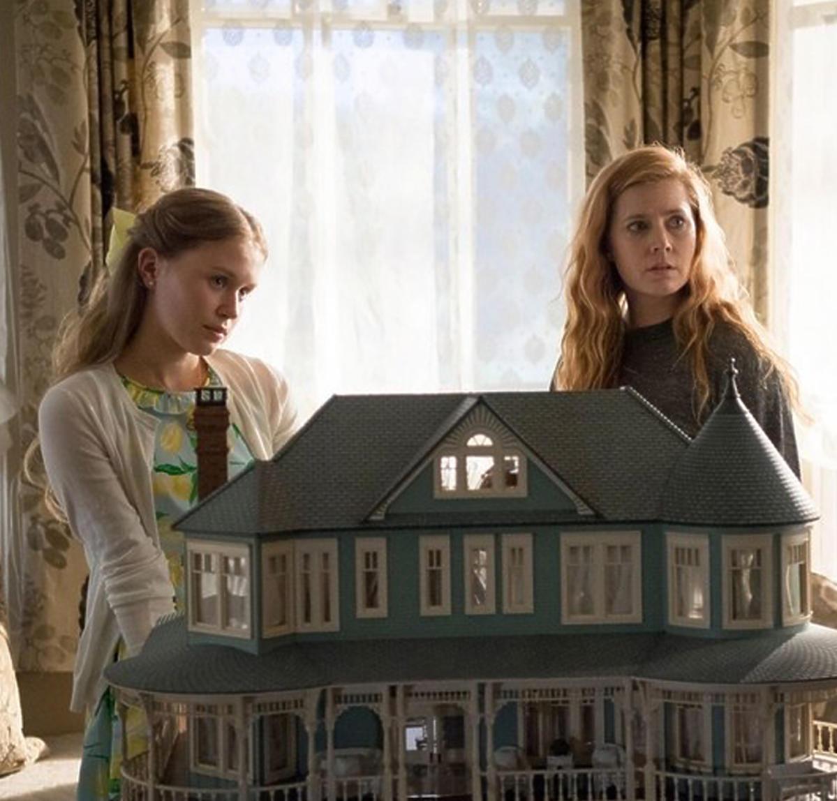 Ostre przedmioty  - zdjęcia z serialu