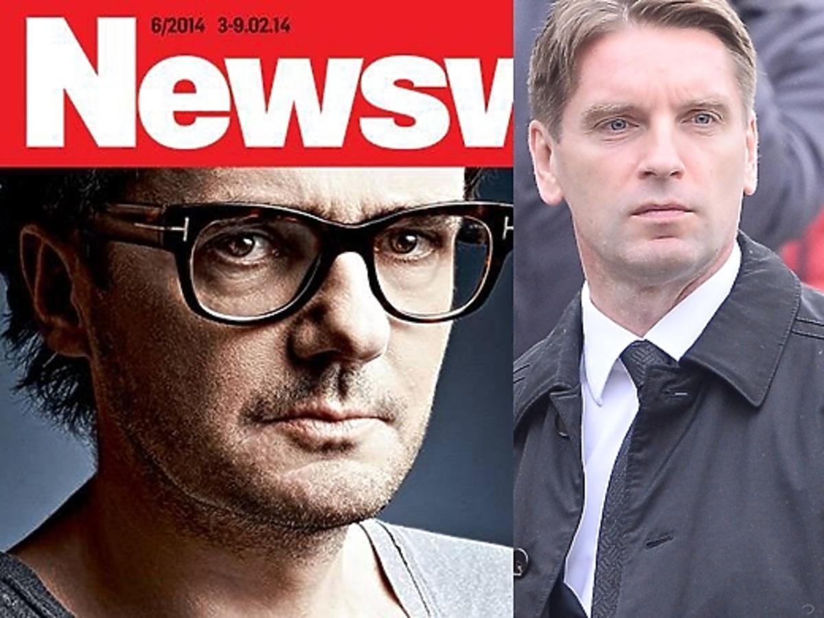 Oświadczenie Newsweeka ws. Wojewódzkiego