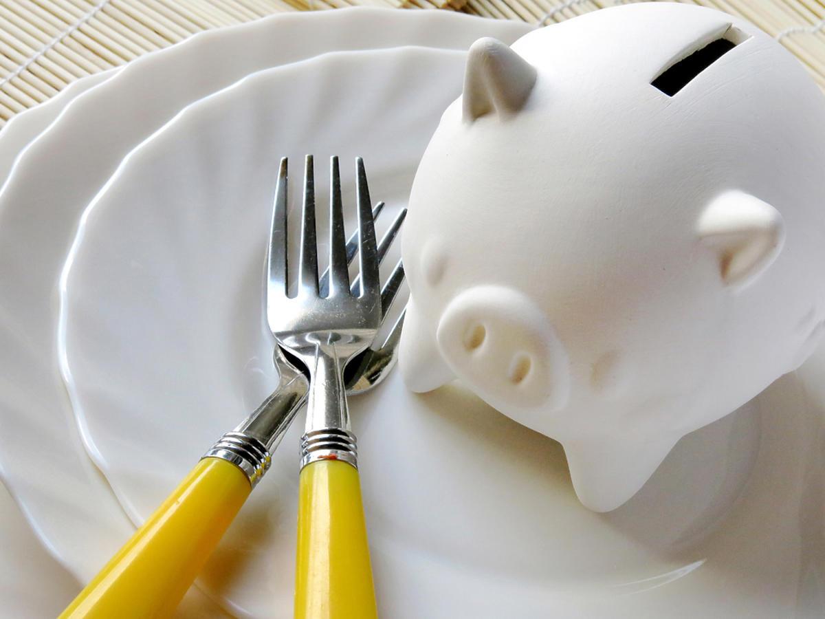 Oszczędzanie na jedzeniu