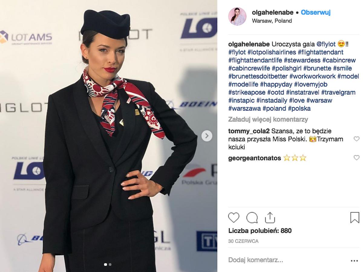 Oto Olga Buława - nowa Miss Polski 2018