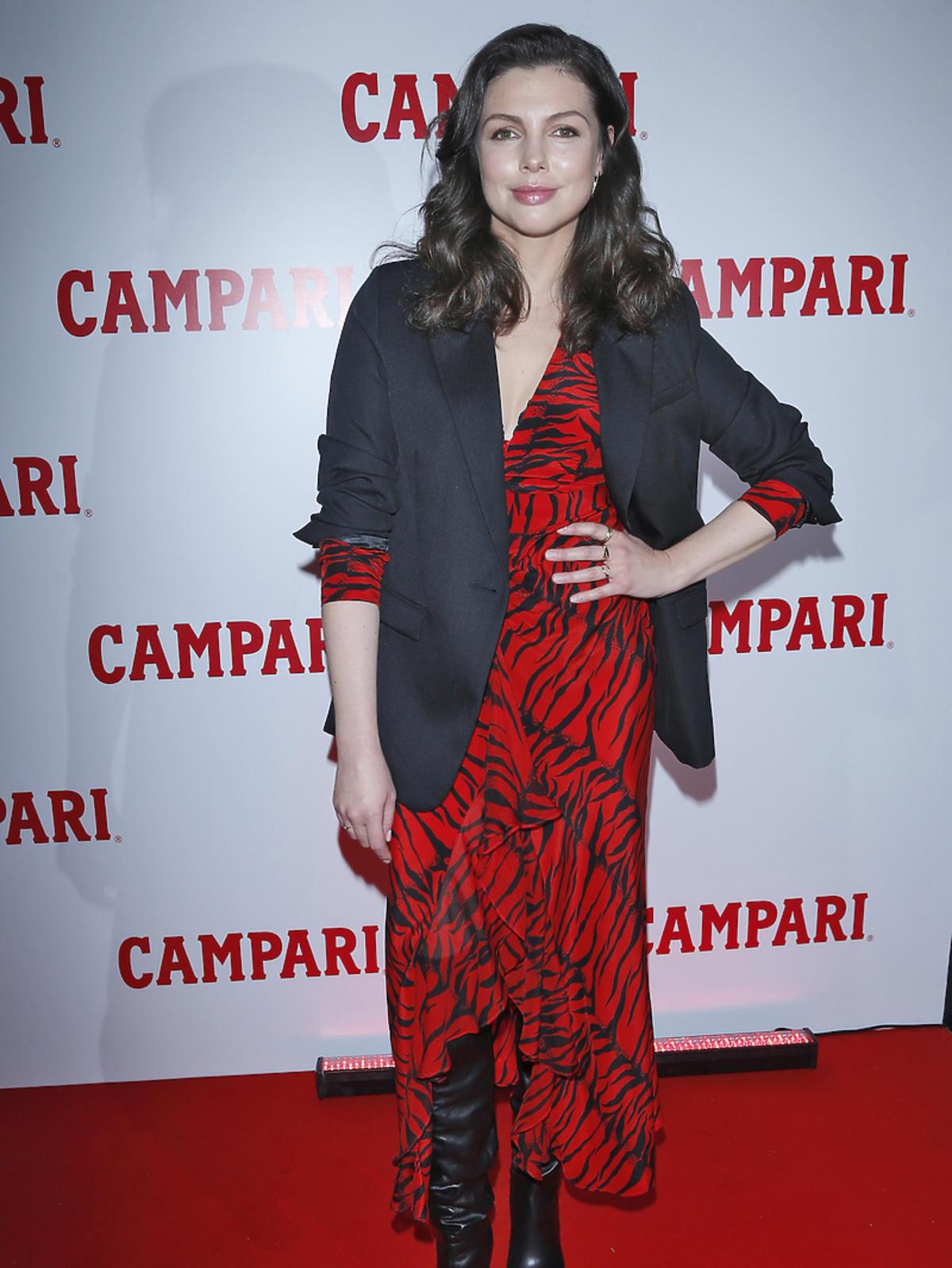 Otwarcie Pop Up Bar Campari  - Karolina Gorczyca