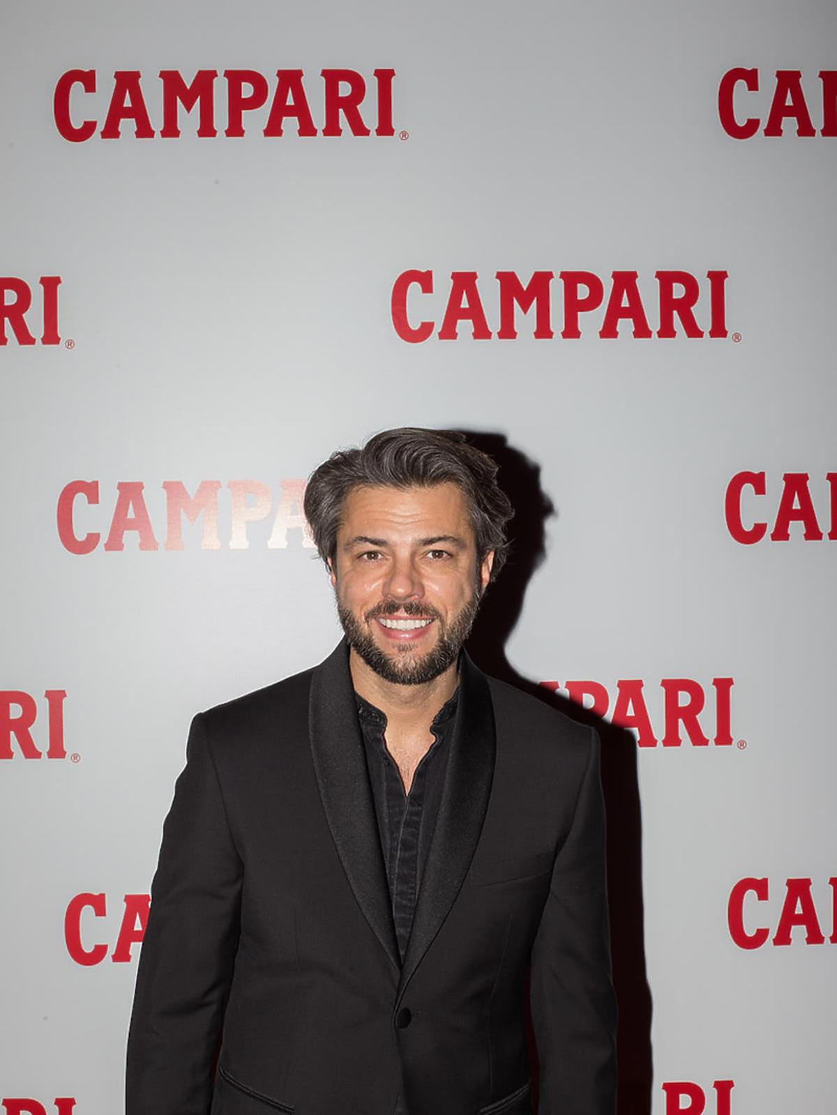 Otwarcie Pop Up Bar Campari  - Olivier Janiak