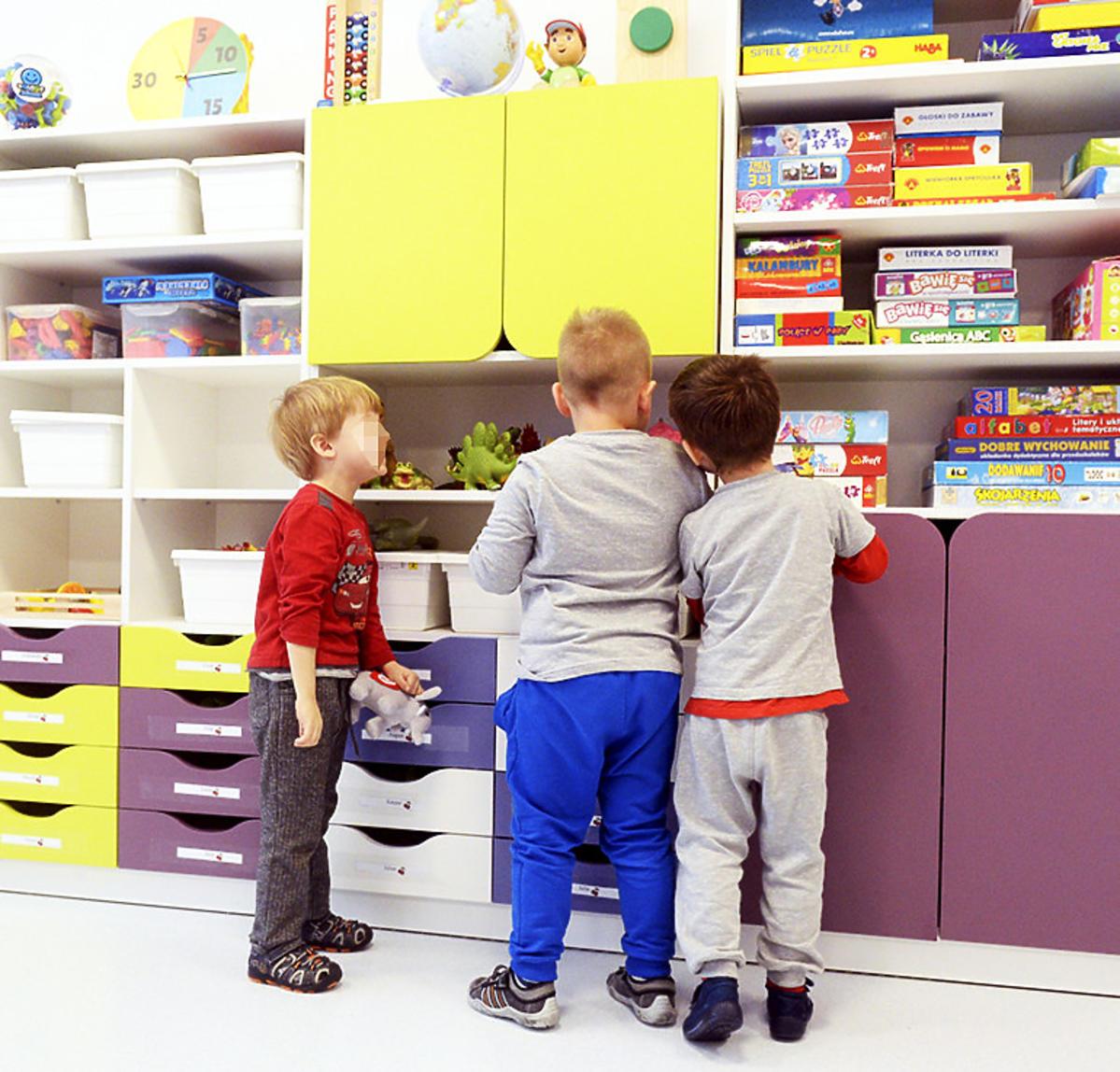 Otwarcie przedszkoli i żłobków zasady