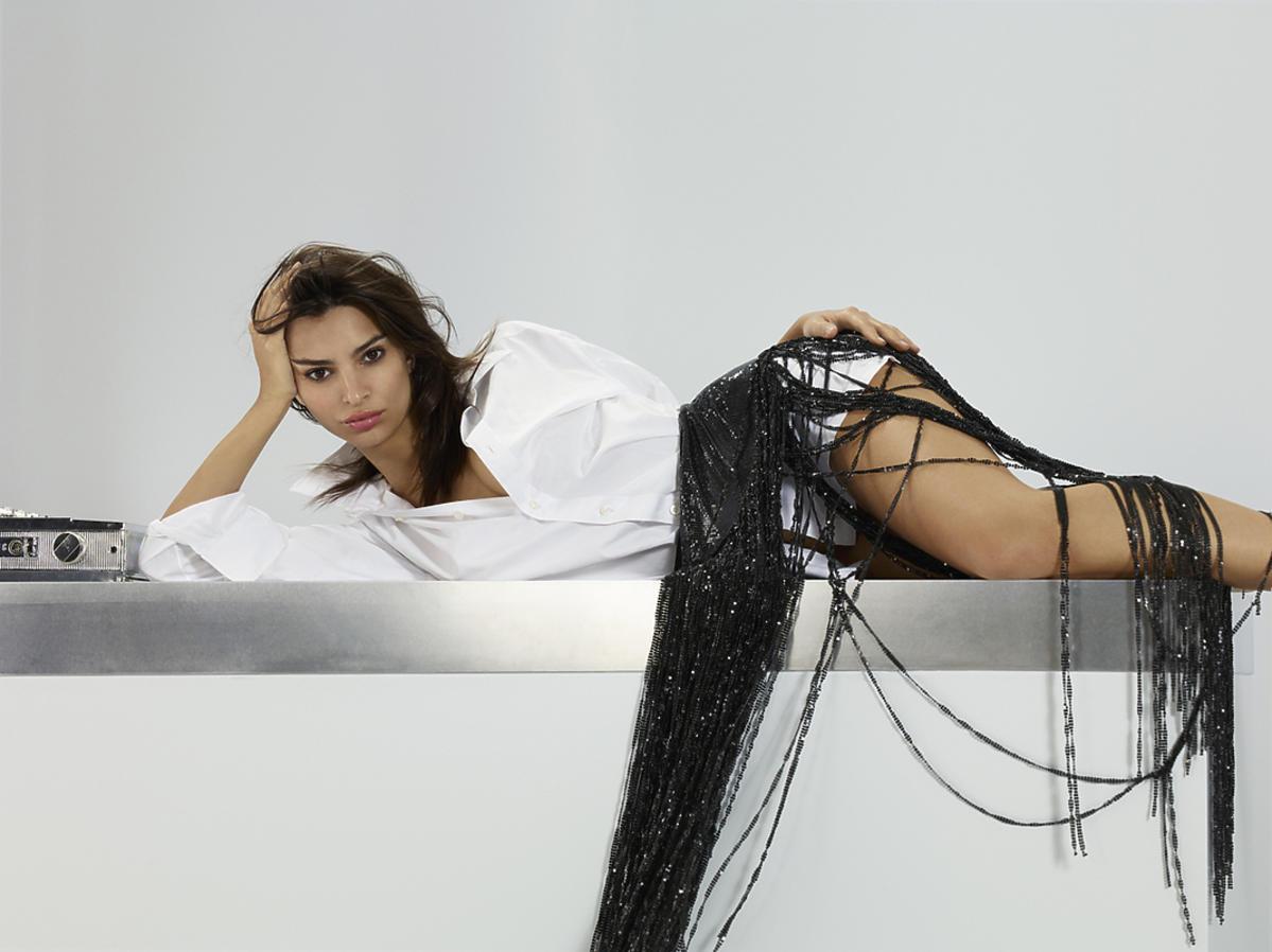 Paco Rabanne Pure XS for Her, Emily Ratajkowski