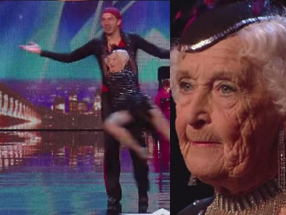 Paddy i Nico w brytyjskim Mam talent