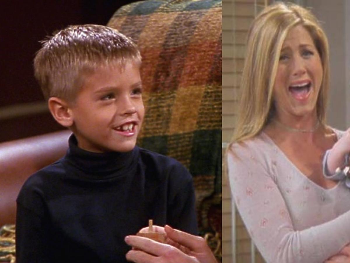 """Pamiętacie dzieci Rossa i Rachel z """"Przyjaciół""""? Zobaczcie, jak dziś wyglądają Ben i Emma!"""
