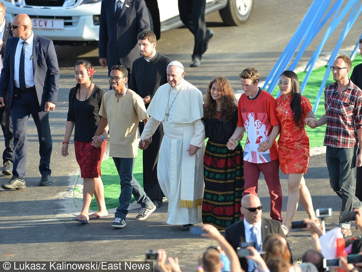Papież Franciszek, Światowe Dni Młodzieży