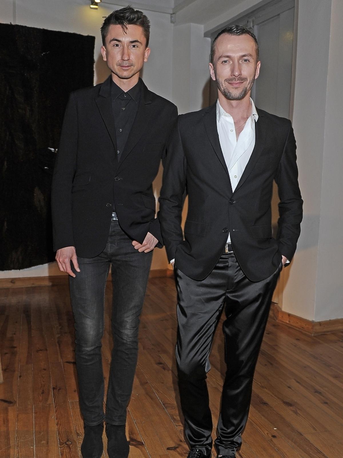 Paprocki i Brzozowski na Off Fashion w Kielcach