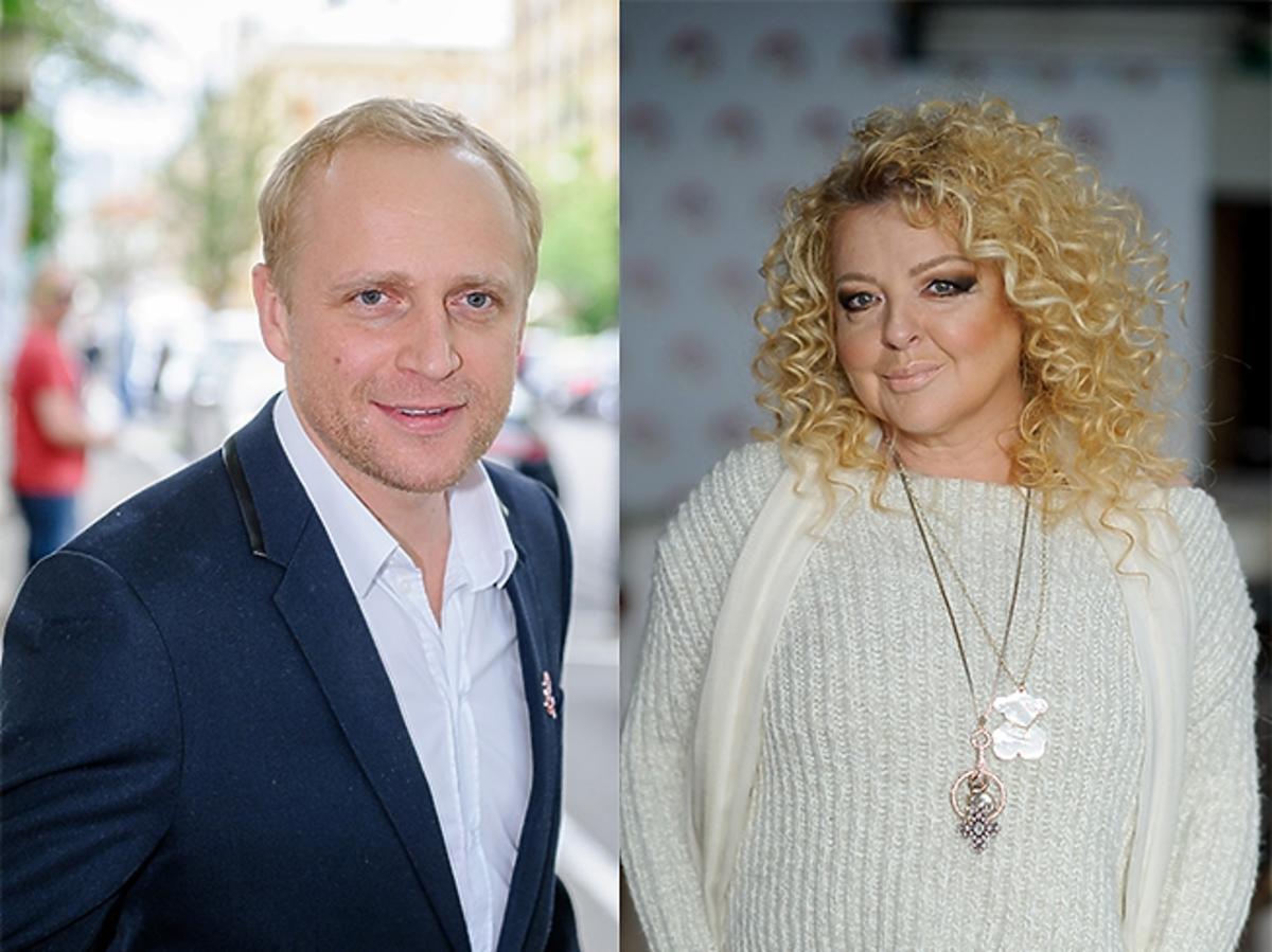 Magda Gessler i Piotr Adamczyk