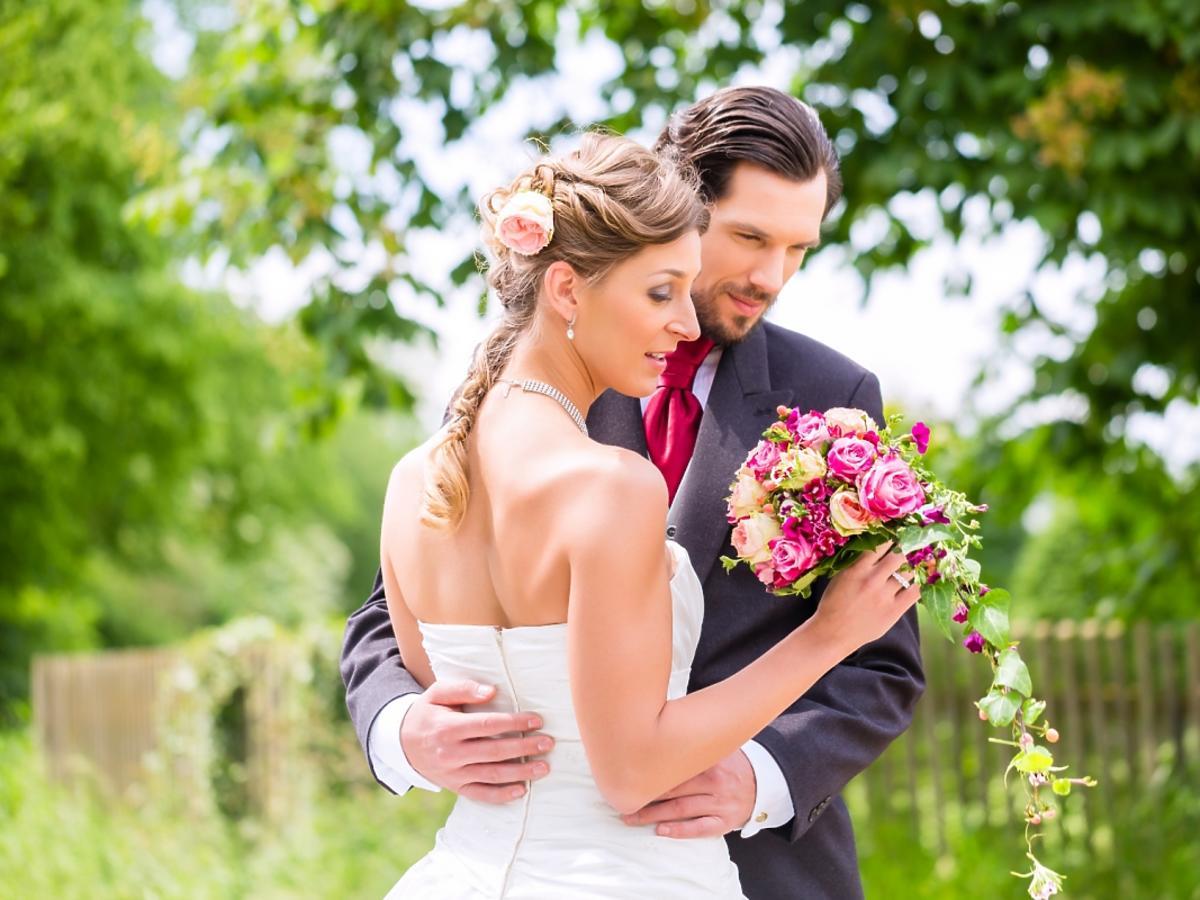 para po ślubie