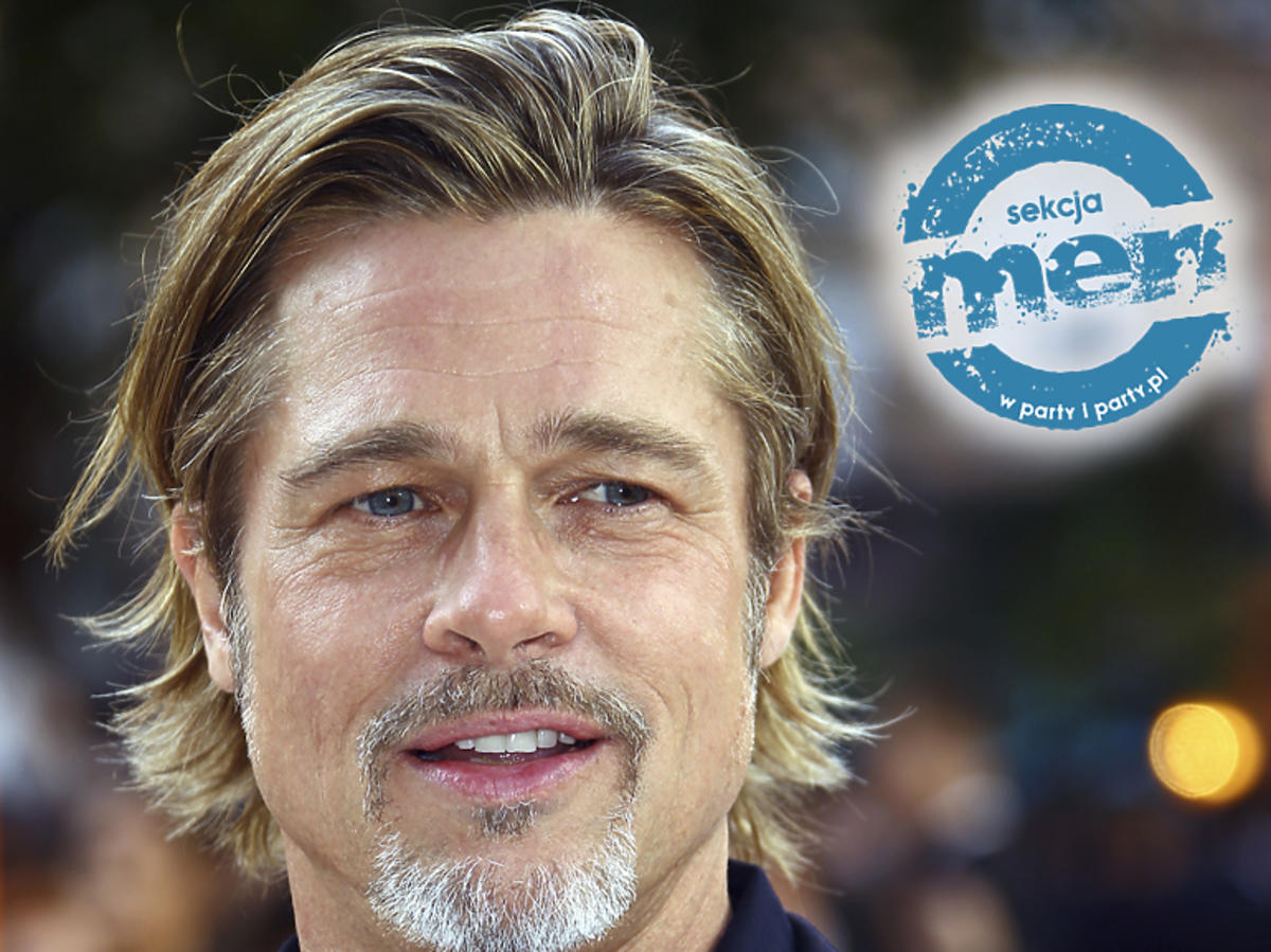 Party MAN Brad Pitt