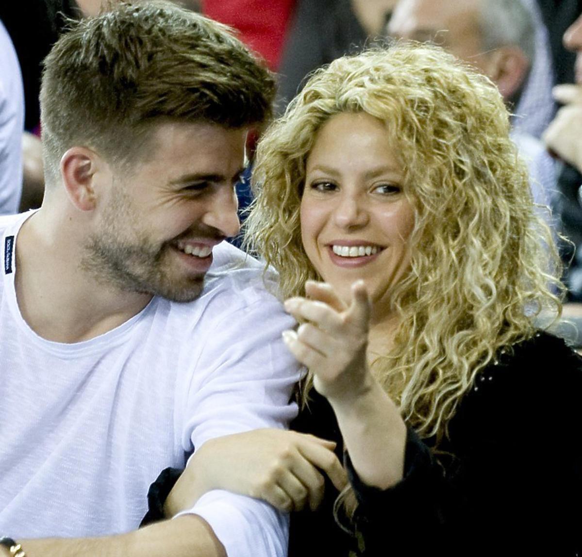 Pary z różnicą wieku w związku - Shakira i Gerard Pique
