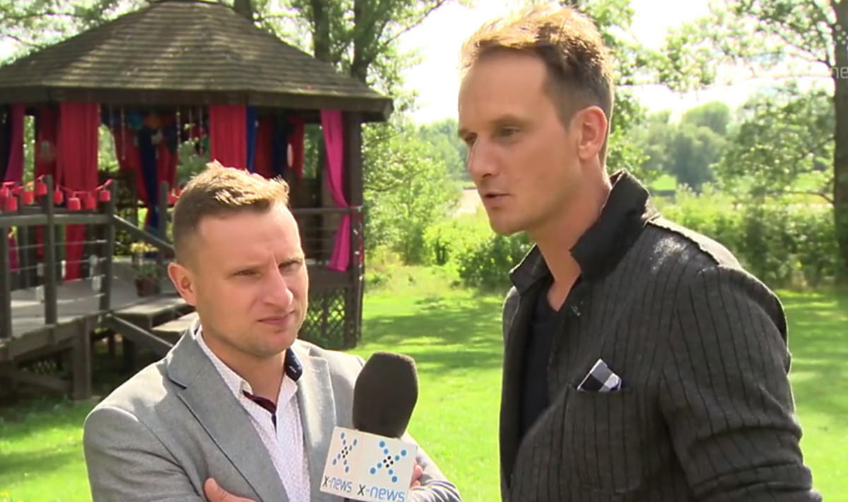 Pascal Brodnicki i Paweł Dobrzański o programie Azja Express