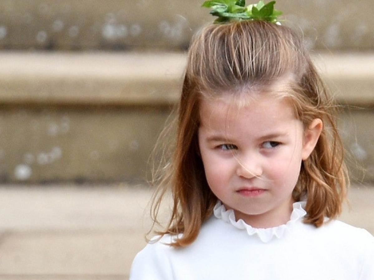 Pasja księżniczki Charlotte
