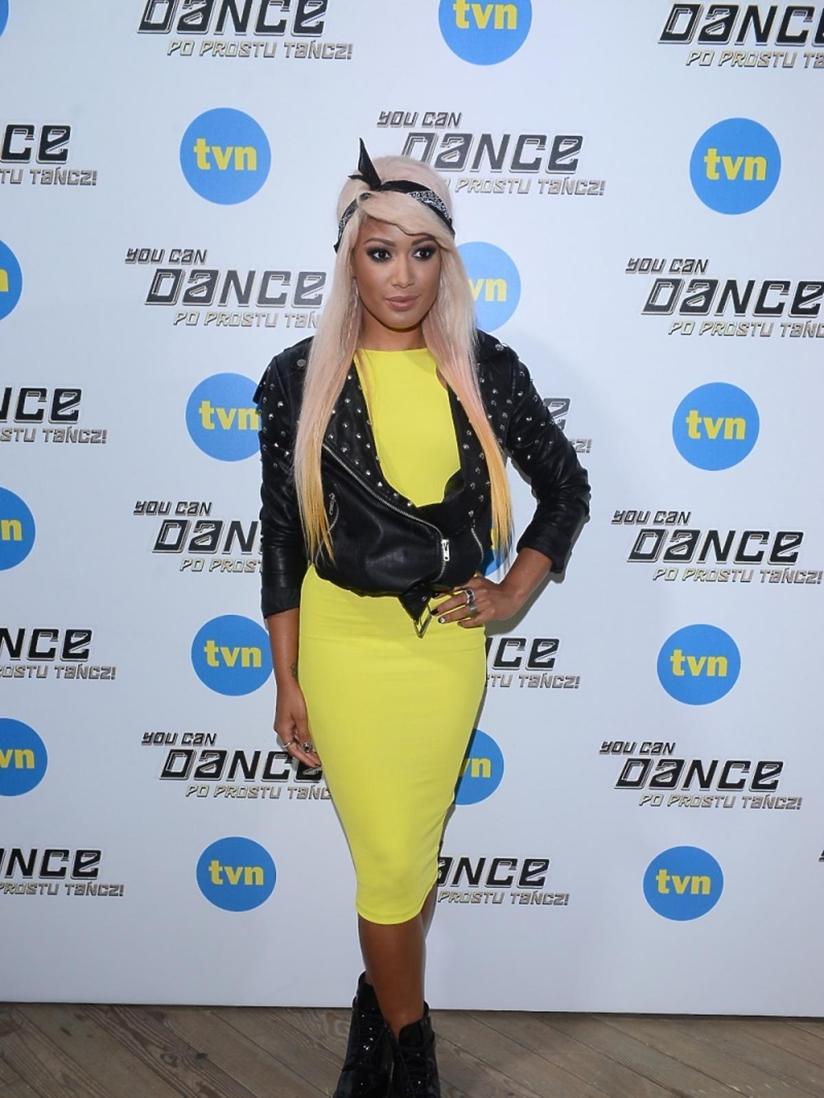 Patricia Kazadi na konferencji You Can Dance
