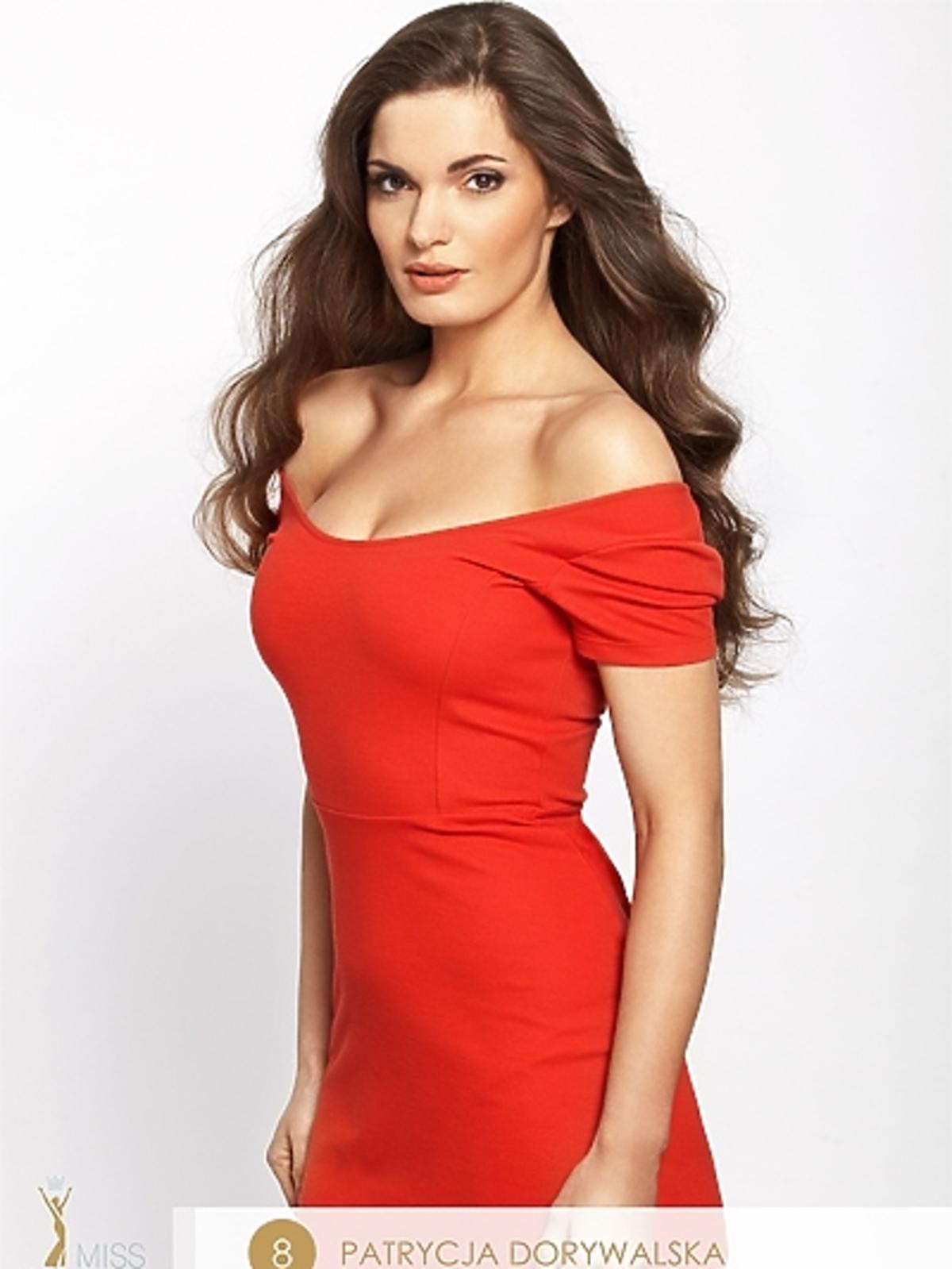 Patrycja Dorywalska - kandydatka do tytułu Miss Polonia 2012