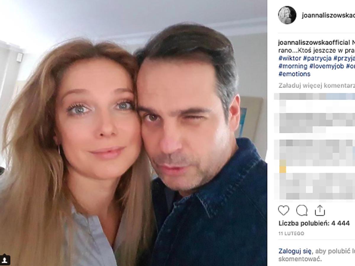 Patrycja, Wiktor, Joanna Liszowska, Paweł Deląg