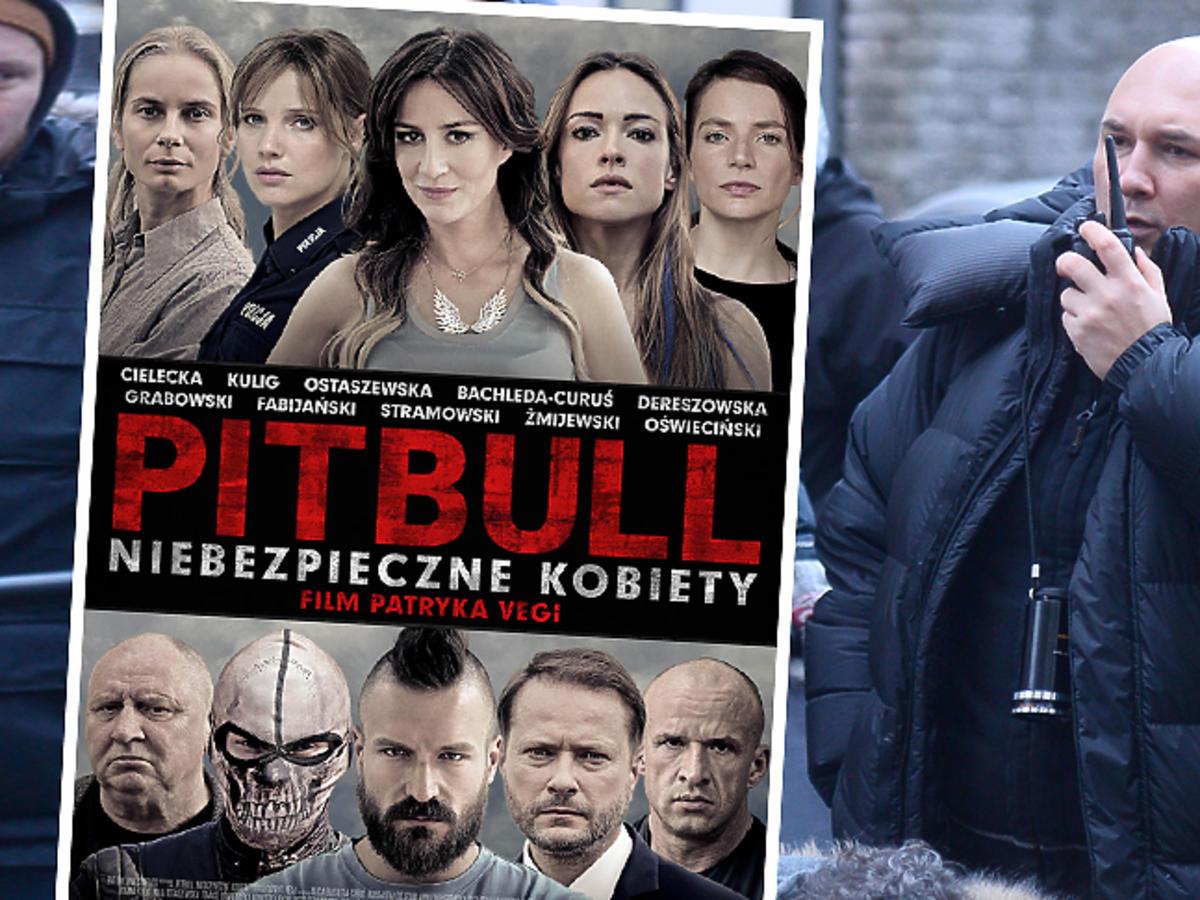 Patryk Vega nie wyreżyseruje nowego Pitbulla