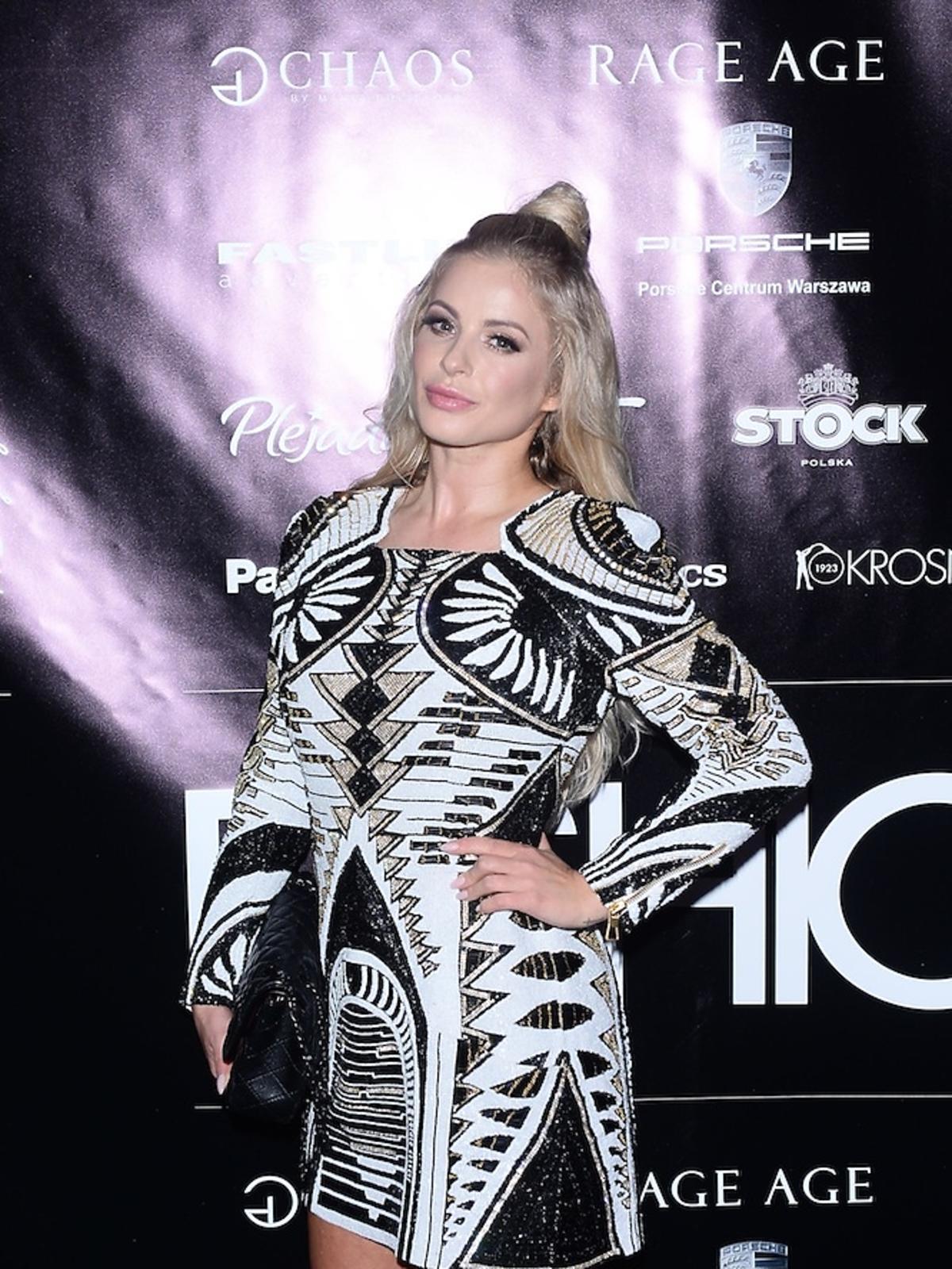 Paula Tumala na Nagrody Fashion Magazine 2017