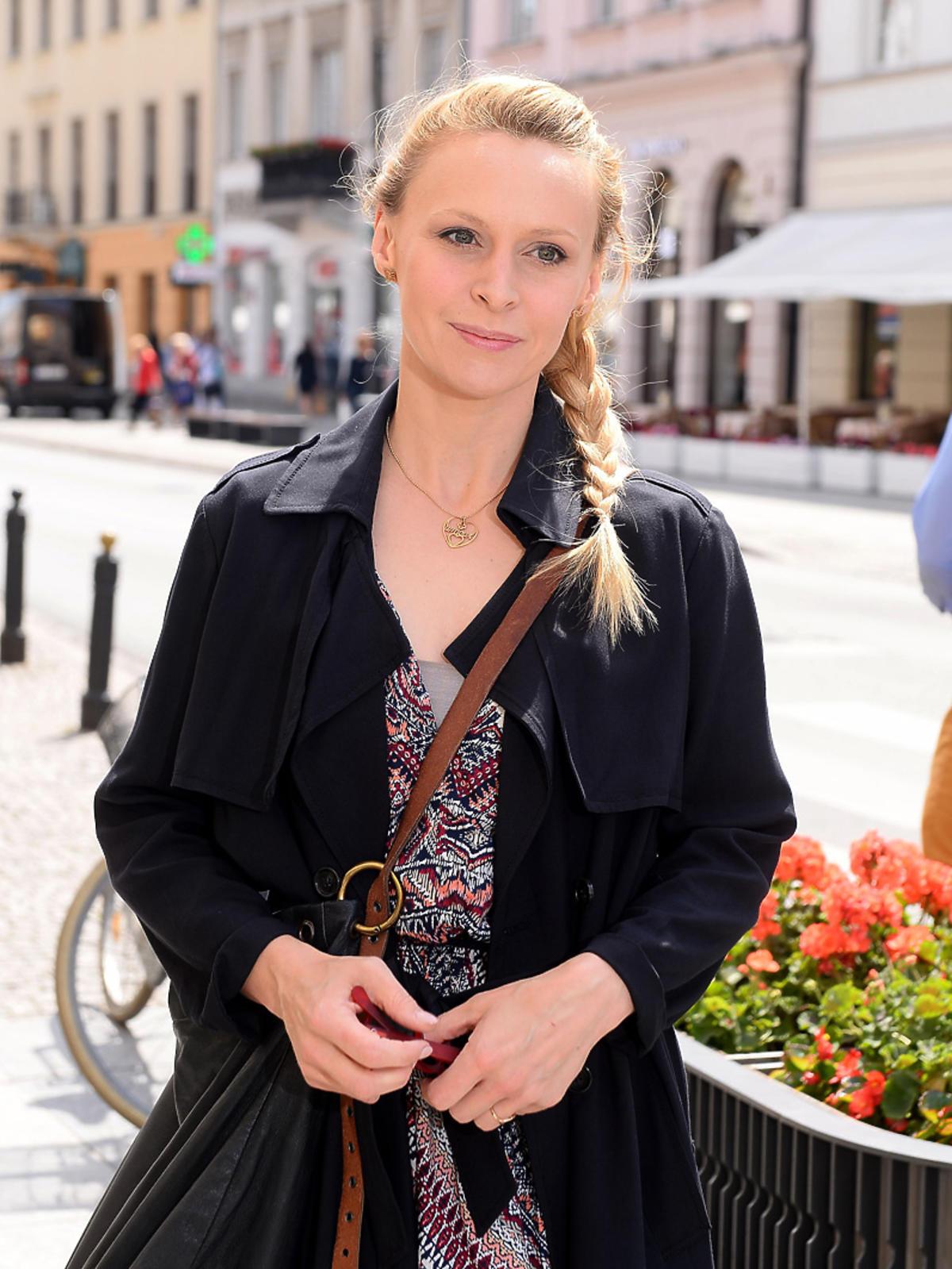 Paulina Holtz w Warszawie