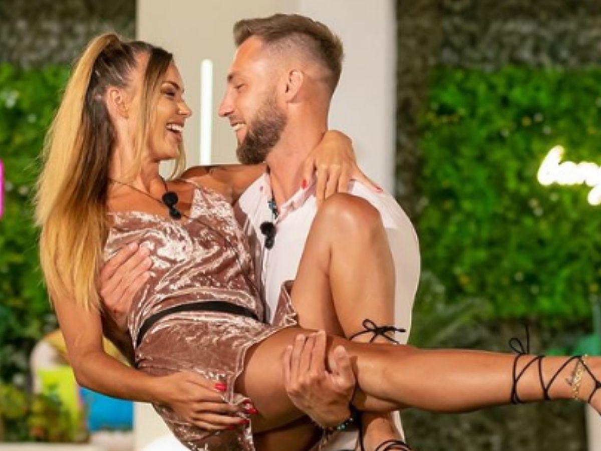 """Paulina i Andrzej są parą w """"Love Island"""""""