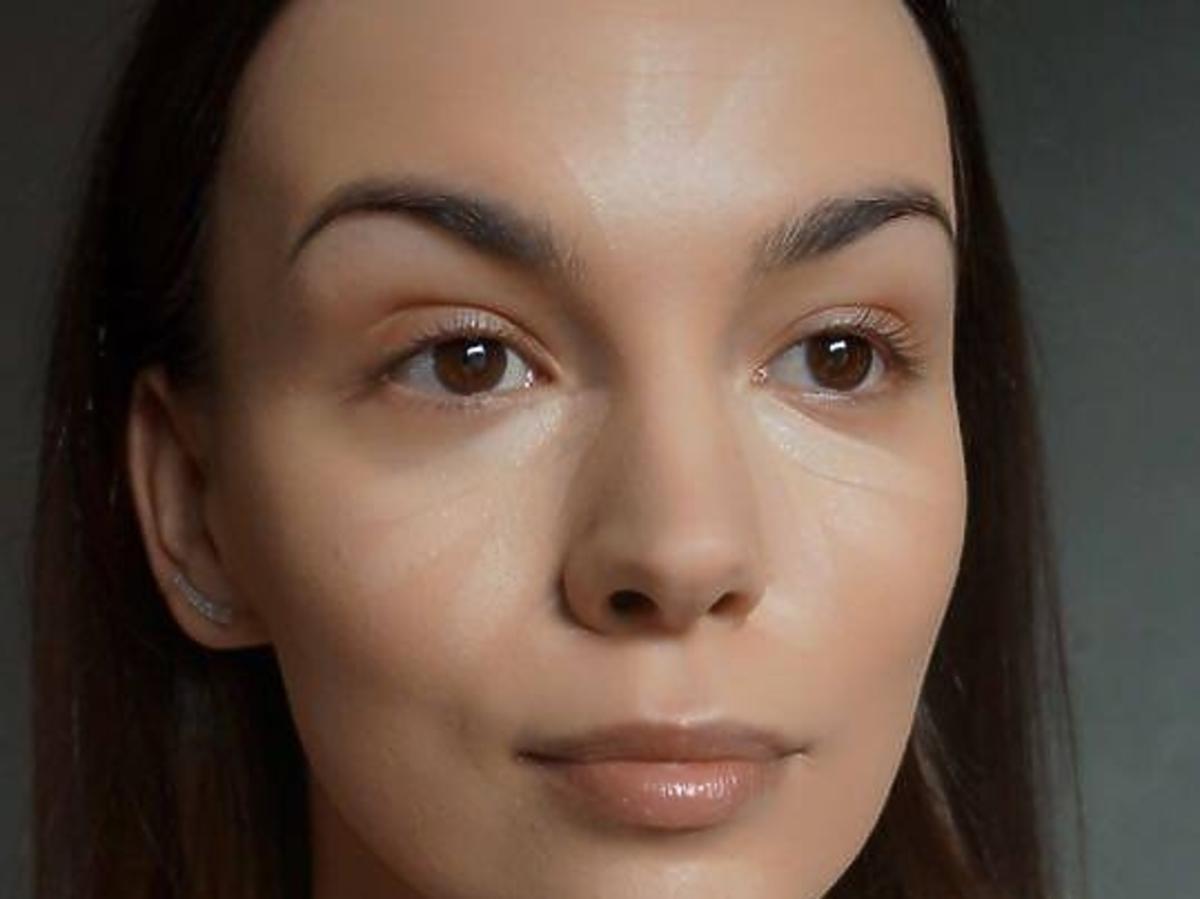 Paulina Krupińska bez makijażu