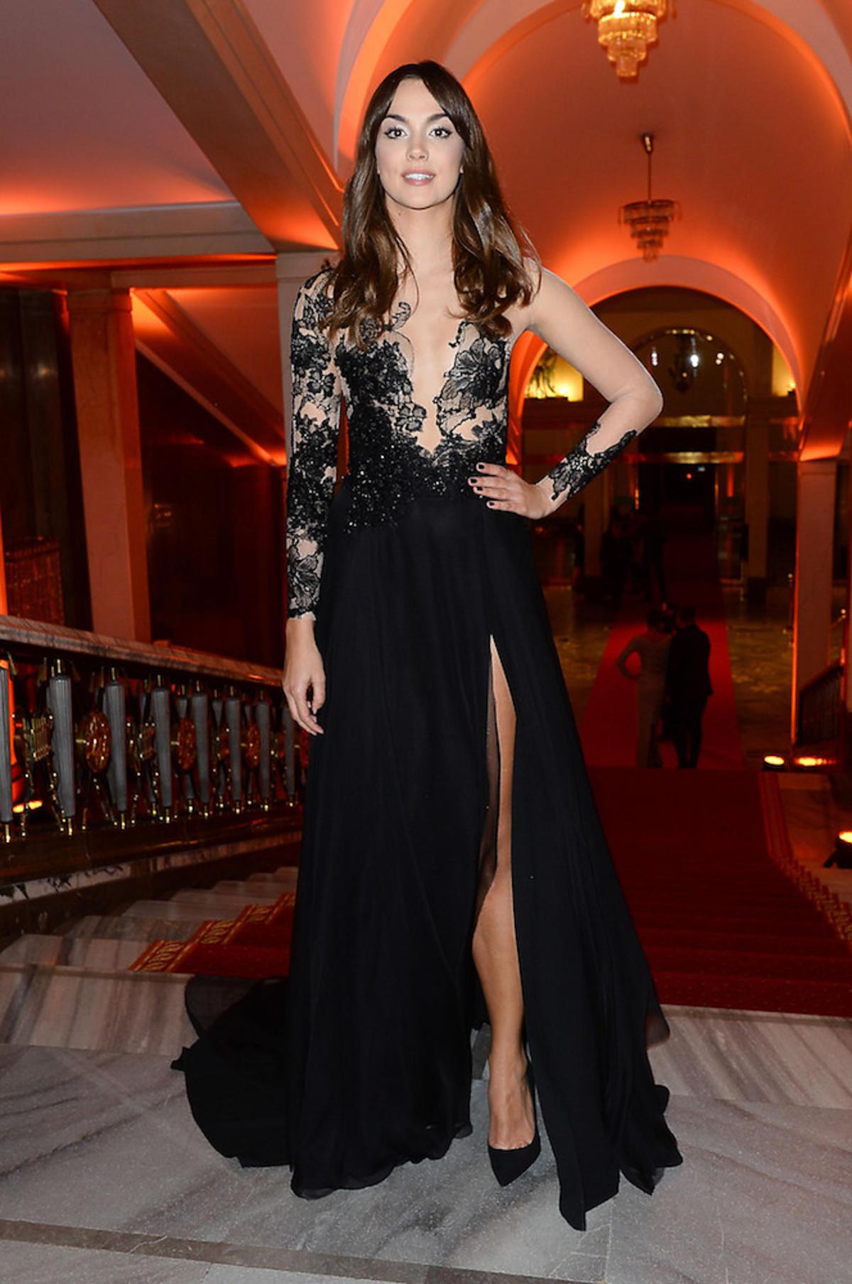 Paulina Krupińska Flesz Fashion Night 2014