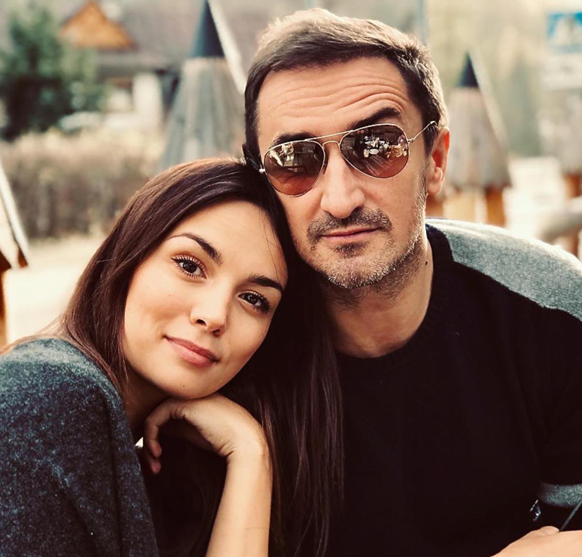 Paulina Krupińska i Sebastian Karpiel-Bułecka na Instagramie