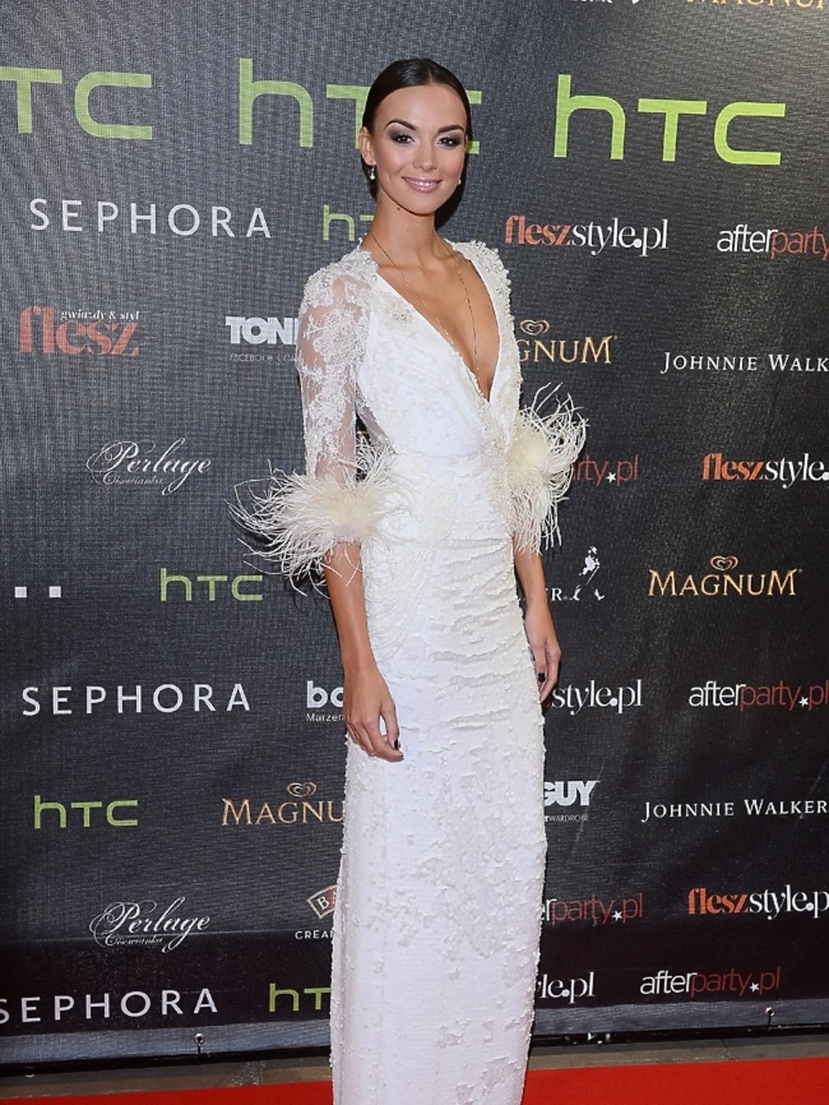 Paulina Krupińska na Flesz Fashion Night