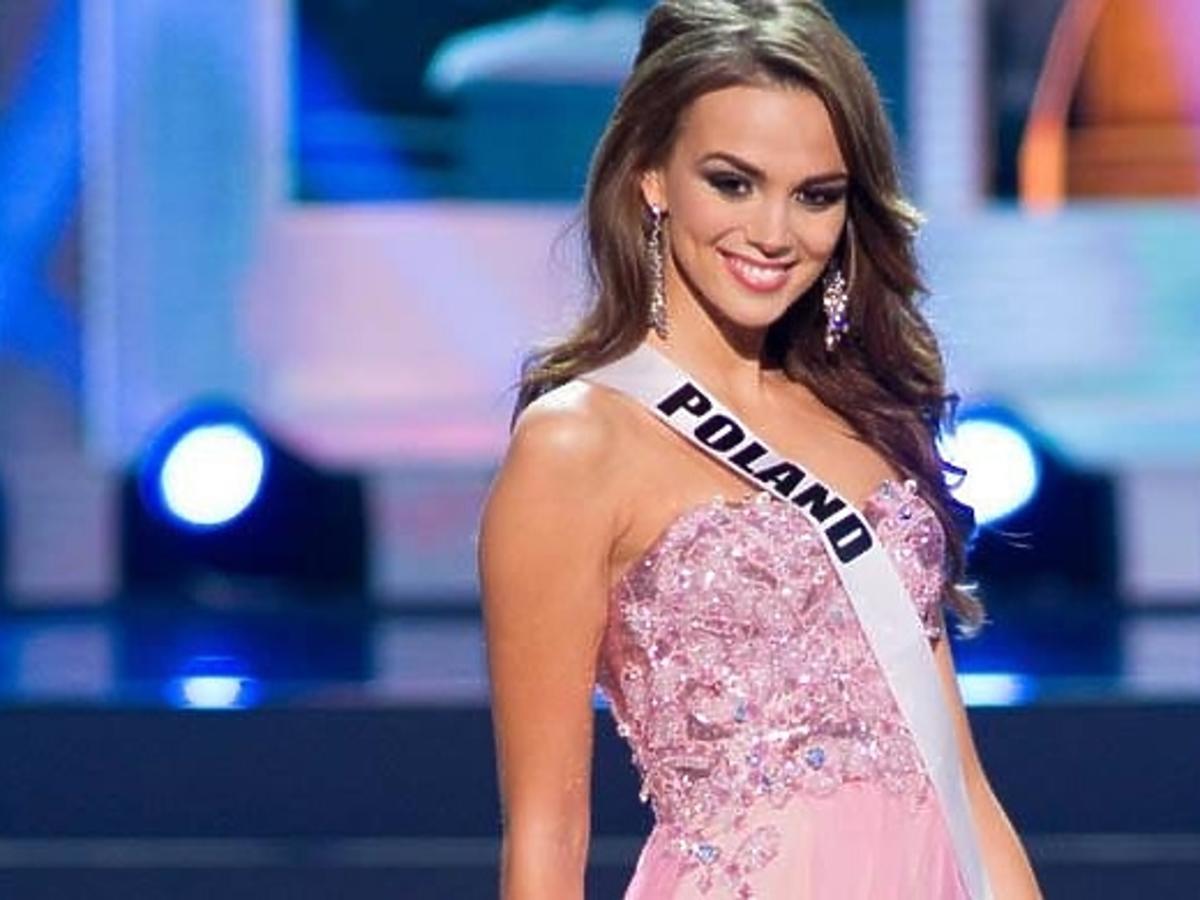 Paulina Krupińska na Miss Universe 2013