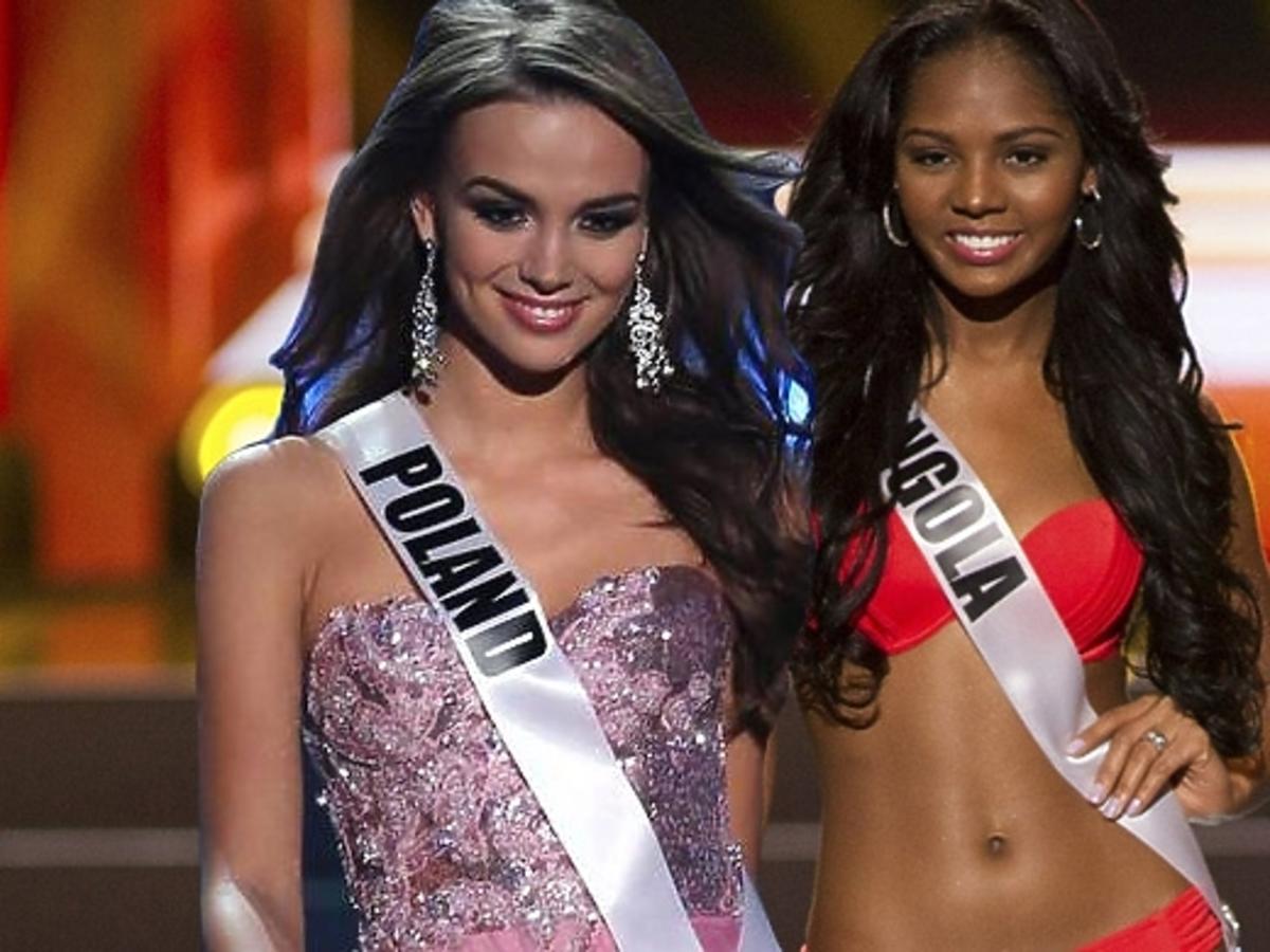 Paulina Krupińska o konflikcie z Miss Angoli