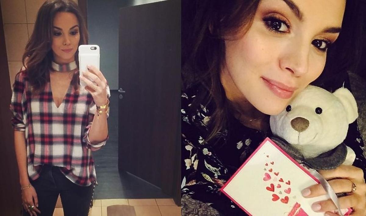 Paulina Krupińska pokazała zdjęcie z córką i partnerem