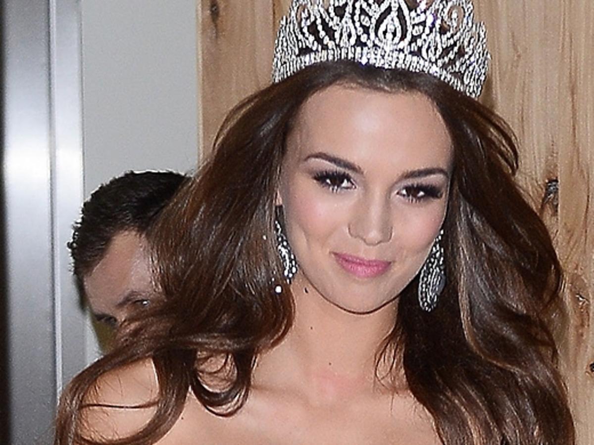 Paulina Krupińska typowana do korony Miss Universe 2013