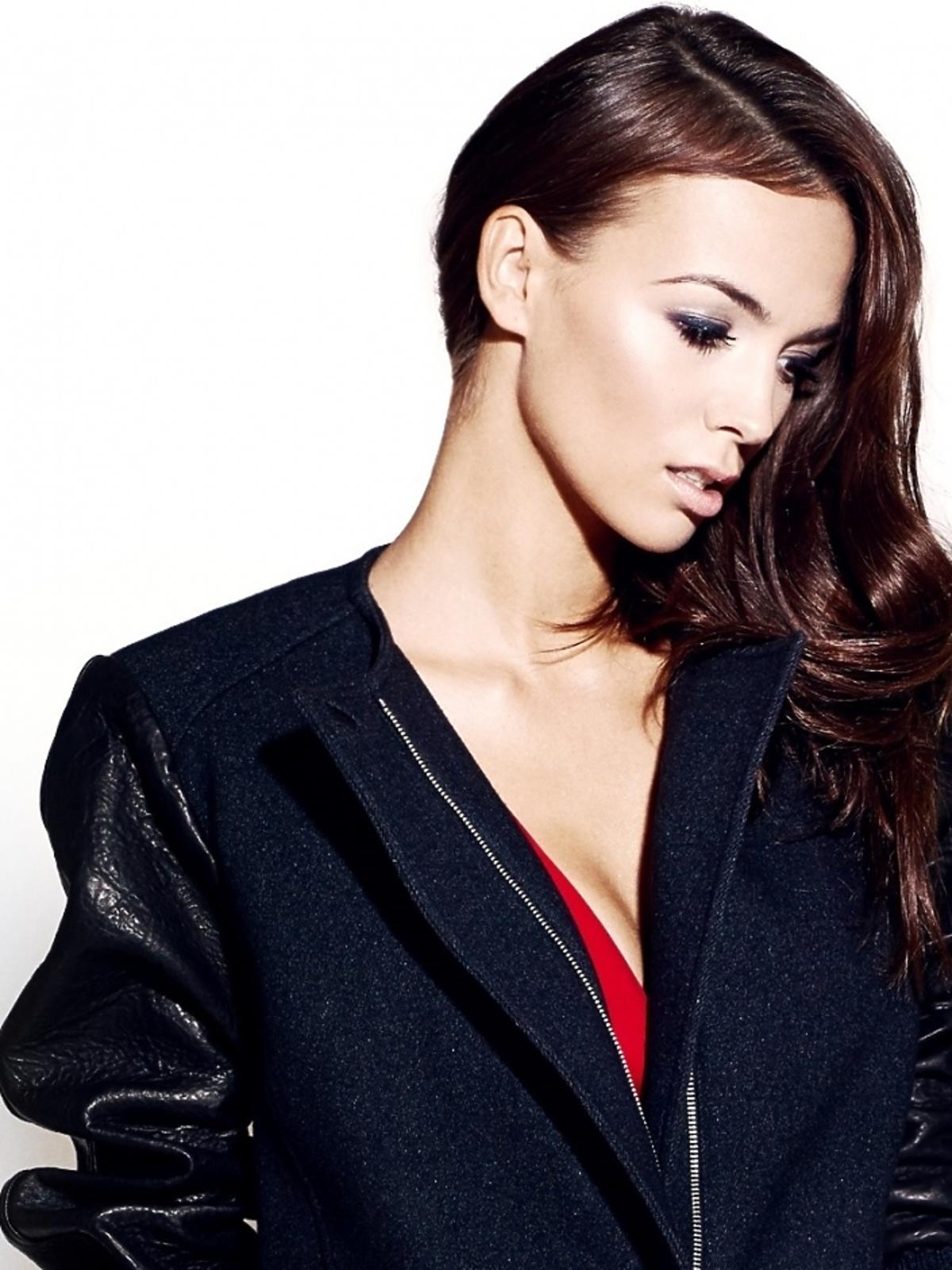Paulina Krupińska w kampanii Moriela2.com
