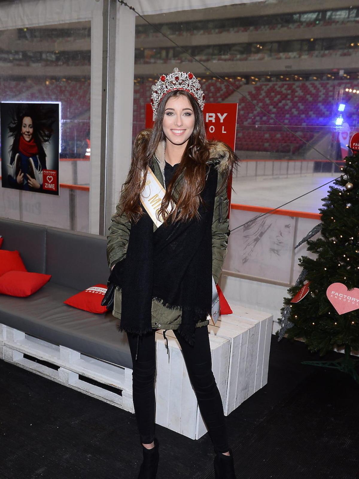 Paulina Maziarz w koronie